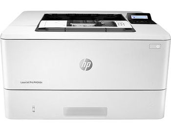 Printer HP LaserJet Pro M404dn, A4, 600x600dpi, HP FastRes 1200 (1200 dpi quality), 38ppm, 256MB, Gigabit Ethernet 10/100/1000BASE-T, USB 2.0, Cartridge CF259A HP 59A(3000 pages) included, optional CF259X HP 59X (10000 pages), no cable USB www