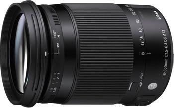 купить Zoom Lens Sigma AF  18-300mm f/3.5-6.3 DC MACRO OS HSM CONTEMPORARY F/Nik в Кишинёве