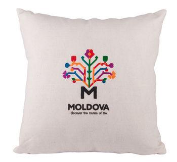 cumpără Наволочка эко Молдова (без подушки) – 40x40 см în Chișinău