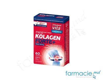 купить Kollagen Forte+ caps.N60 (1caps/zi) MaxiVita в Кишинёве