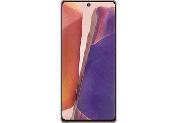 купить Samsung Galaxy Note 20 N980F/DS 8/256Gb Duos, Mystic Bronze в Кишинёве