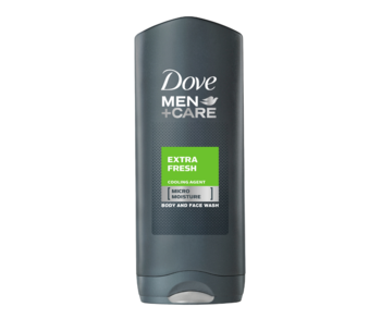 купить Гель для душа Dove Men Care Extra Fresh, 400 мл в Кишинёве