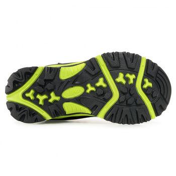 купить Ботинки SAVAS MID WP JR BLACK/LIME/SILVER в Кишинёве