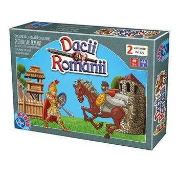 """Настольная игра """"Joc Romanesc-Dacii si Romanii"""", код 41967"""