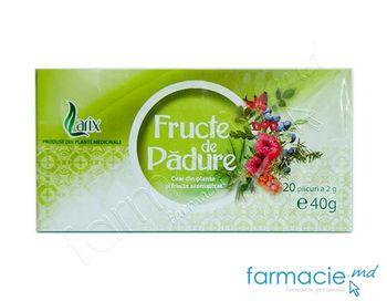 купить Ceai Larix Fructe de Padure 40g*20 pliculete в Кишинёве