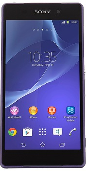 Sony Xperia Z2 (D6503) Purple