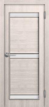 купить Дверь ЛАЙТ 3 магнолия с фурнитурой в Кишинёве