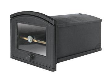 купить Духовка чугунная со стеклом и термометром PZE2Т в Кишинёве