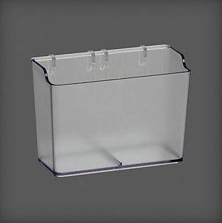 купить Контейнер из прозрачного пластика 112x60x80, мм в Кишинёве