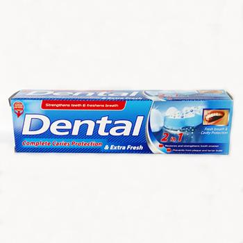 cumpără Pasta de dinti Dental Complete Caries Protection & Exstra Fresh 100 ml în Chișinău