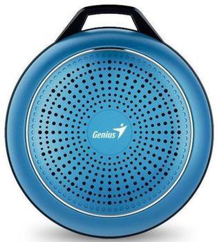 купить Колонка портативная Bluetooth Genius SP-906BT PLUS, R2, Blue в Кишинёве