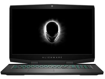 "DELL ALIENWARE 17 M17 Silver, 17.3"" IPS FullHD (Intel® Core™ i7-8750H, 6xCore, 2.2-4.1 GHz, 16GB (2x8) DDR4, 256GB PCIe M.2 SSD + (1TB+8GB) SSHD, GeForce® RTX2070 8GB GDDR6, WiFi-AC/BT4.2, Backlit KB, W10HE64, 2,63 kg)"