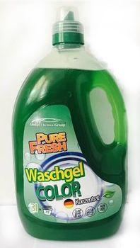 cumpără Detergent lichid Pure Fresh Color 3l, 75 de spalaturi în Chișinău