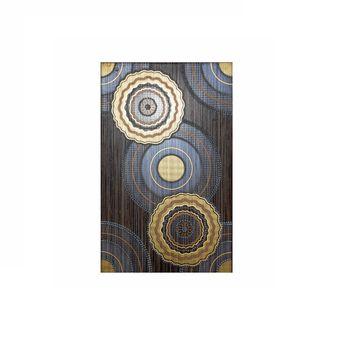 Keros Ceramica Декор Gala Marron 25x40см