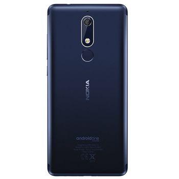 купить Nokia 5.1 (2+16Gb) Dual sim,Blue в Кишинёве