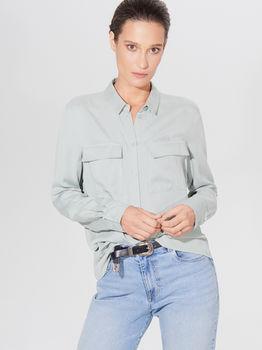 Блуза MOHITO Зеленый xy840-07x