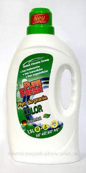 cumpără Gel pentru spălare Pure Fresh Color 1,5 l în Chișinău