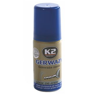 K2 Средство для размораживания замков Gerwazy 50мл