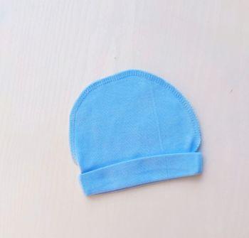 Шапочка (0-3 мес.) Pampy Blue