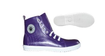 купить Кожанные кроссовки BELKELME (0632-157) в Кишинёве