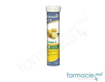 cumpără Vitamina C 240 mg tab. eferv. N20 Sanotact în Chișinău