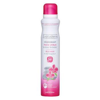 cumpără Evoluderm Deodorant de corp cu orhidee,24h, spray, 200ml (15255) în Chișinău