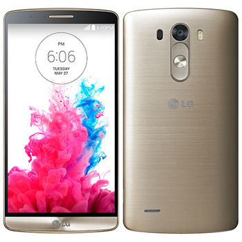 LG G3 D855,  Black Gold