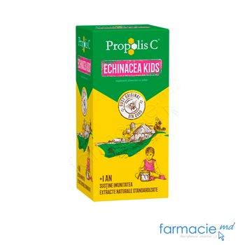 cumpără Propolis C Echinacea kids sirop 150 ml în Chișinău