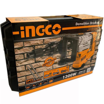 Молоток отбойный 1300W INGCO PDB13008