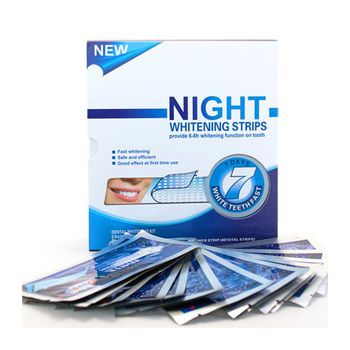 купить NIGHT WHITENING STRIPS в Кишинёве
