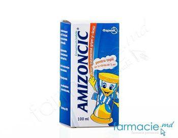 купить Amizoncic® sirop10 mg/ml100 ml в Кишинёве