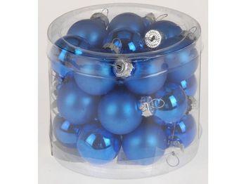 "Набор шаров стеклянных 24X25mm ""Pretty"", в цилиндре"