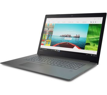 "Lenovo IdeaPad 320-17IKB Onyx Black 17.3"" HD+ (Intel® Core™ i5-7200U 2.50-3.10GHz (Kaby Lake), 8GB DDR4 RAM, 1.0TB HDD, GeForce® 920MX 2Gb, w/o DVD, CardReader, WiFi-N/BT4.1, 0.3M WebCam, 2cell, RUS, DOS, 2.2kg)"