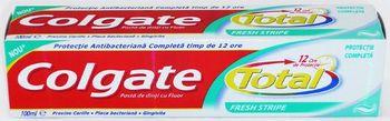 купить Colgate зубная паста Total Fresh Stripe, 100мл в Кишинёве