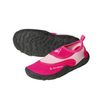 купить Пляжные тапочки Aqualung Beachwalker Kids Pink\Black 20 в Кишинёве