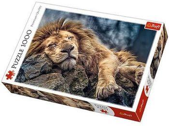 """Пазлы """"1000"""" - """"Sleeping lion"""", код 40367"""
