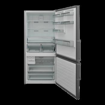 Холодильник с морозильником SHARP SJBA35CHXI2EU