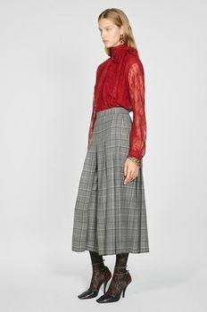 Блуза ZARA Красный 6264/201/600