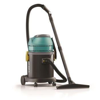 TENNANT V-WD-27 - Компактный профессиональный пылесос для всасывания жидкости и пыли
