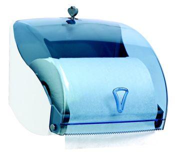 Capri Transparent - Диспенсер для рулонных полотенец