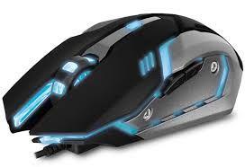 Игровая мышь SVEN RX-G740, оптическая 800-2400 dpi, 6 кнопок, бесшумная, Soft Touch, подсветка, черная, USB