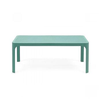 Стол кофейный Nardi NET TABLE 100 SALICE 40064.04.000 (Стол кофейный для сада лежака террасы балкон)