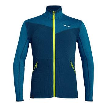 купить Флисовая куртка мужская Salewa Puez Hybrid PL M FZ, 27388 в Кишинёве