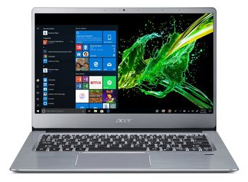 Acer Swift 3 SF314-58-392D (NX.HPNEU.00H), Silver