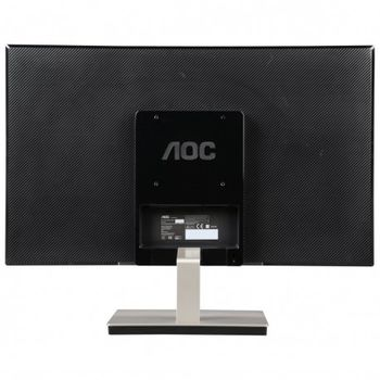 "купить ""23.6"""" AOC """"e2476Vwm6"""", Black/Silver (1920x1080, 1ms, 250cd, LED50M:1, D-Sub, HDMI/MHL) (23.6"""" TN W-LED 1920x1080 Full-HD, 0.272mm, 1ms GTG, 250 cd/m², DCR 50 Mln:1 (1000:1), 16.7M, 178°/160° @C/R>10, 30-83khz/50-76hz, VGA 1x, HDMI/MHL, Built-in PSU, Fixed Stand (Tilt -4/+22°), VESA Mount 100x100, i-Menu, Flicker Free, Anti-Blue Light, Black/Silver)"" в Кишинёве"