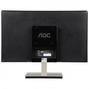 "cumpără ""23.6"""" AOC """"e2476Vwm6"""", Black/Silver (1920x1080, 1ms, 250cd, LED50M:1, D-Sub, HDMI/MHL) (23.6"""" TN W-LED 1920x1080 Full-HD, 0.272mm, 1ms GTG, 250 cd/m², DCR 50 Mln:1 (1000:1), 16.7M, 178°/160° @C/R>10, 30-83khz/50-76hz, VGA 1x, HDMI/MHL, Built-in PSU, Fixed Stand (Tilt -4/+22°), VESA Mount 100x100, i-Menu, Flicker Free, Anti-Blue Light, Black/Silver)"" în Chișinău"