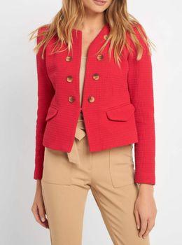 Пиджак ORSAY Красный 481249
