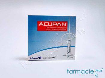 купить Acupan sol. inj. 20 mg/2 ml  2 ml N5 в Кишинёве