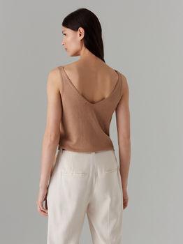 Блуза MOHITO Бежевый