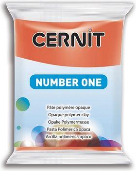 Полимерная глина CERNIT N1 56г, красный мак